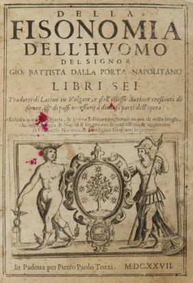 410: Della Porta Giovan Battista