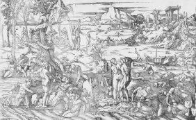 794: Andreani Andrea, The Deluge
