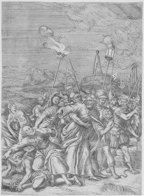 Bertelli Domenico, Arrest Of Jesus