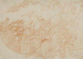 811: Caccioli Giuseppe [attribuito a] Apollo's chariot