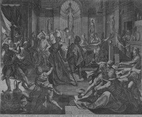 891: Sadeler Johannes I