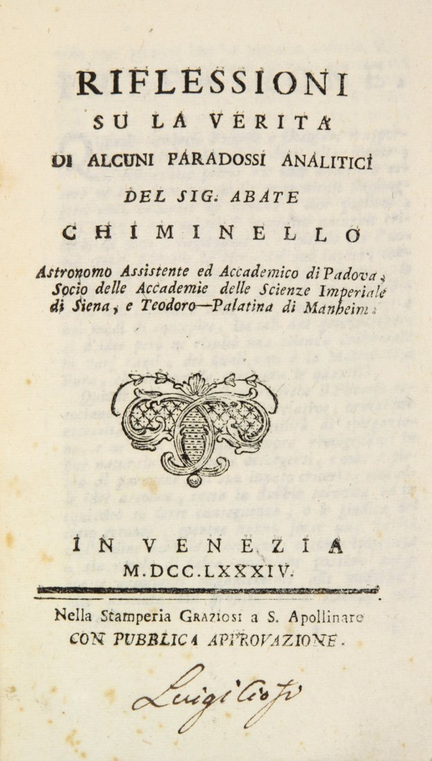 Chiminello Vincenzo