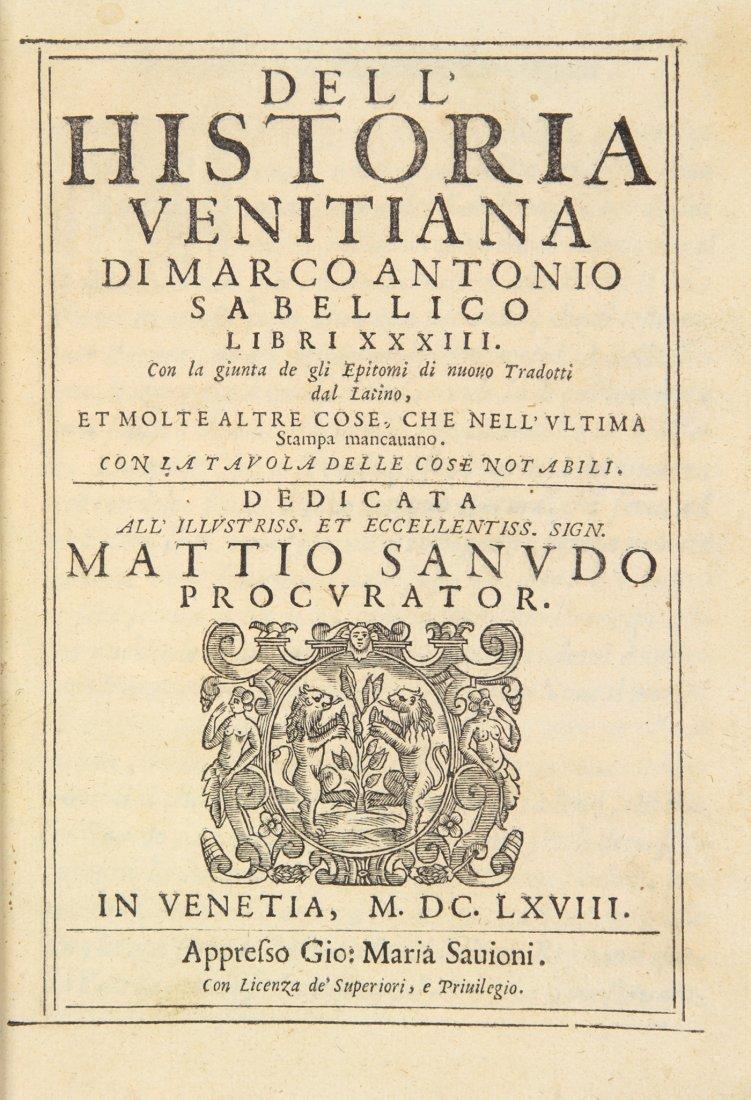 Sabellico Marco Antonio