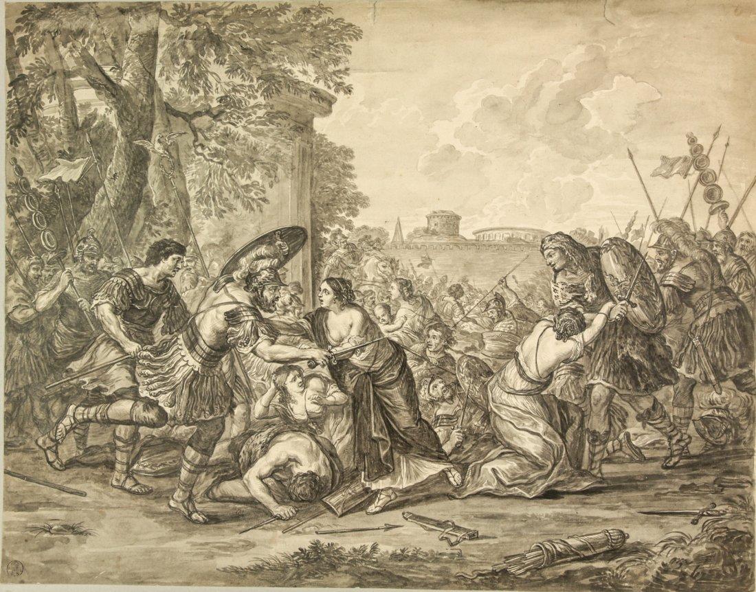 Anonimo cortonesco secolo XVII-XVIII.