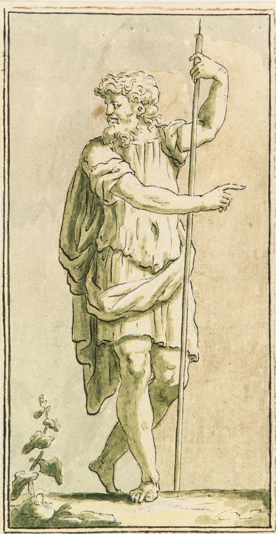 Anonimo romano della fine del XVIII secolo.