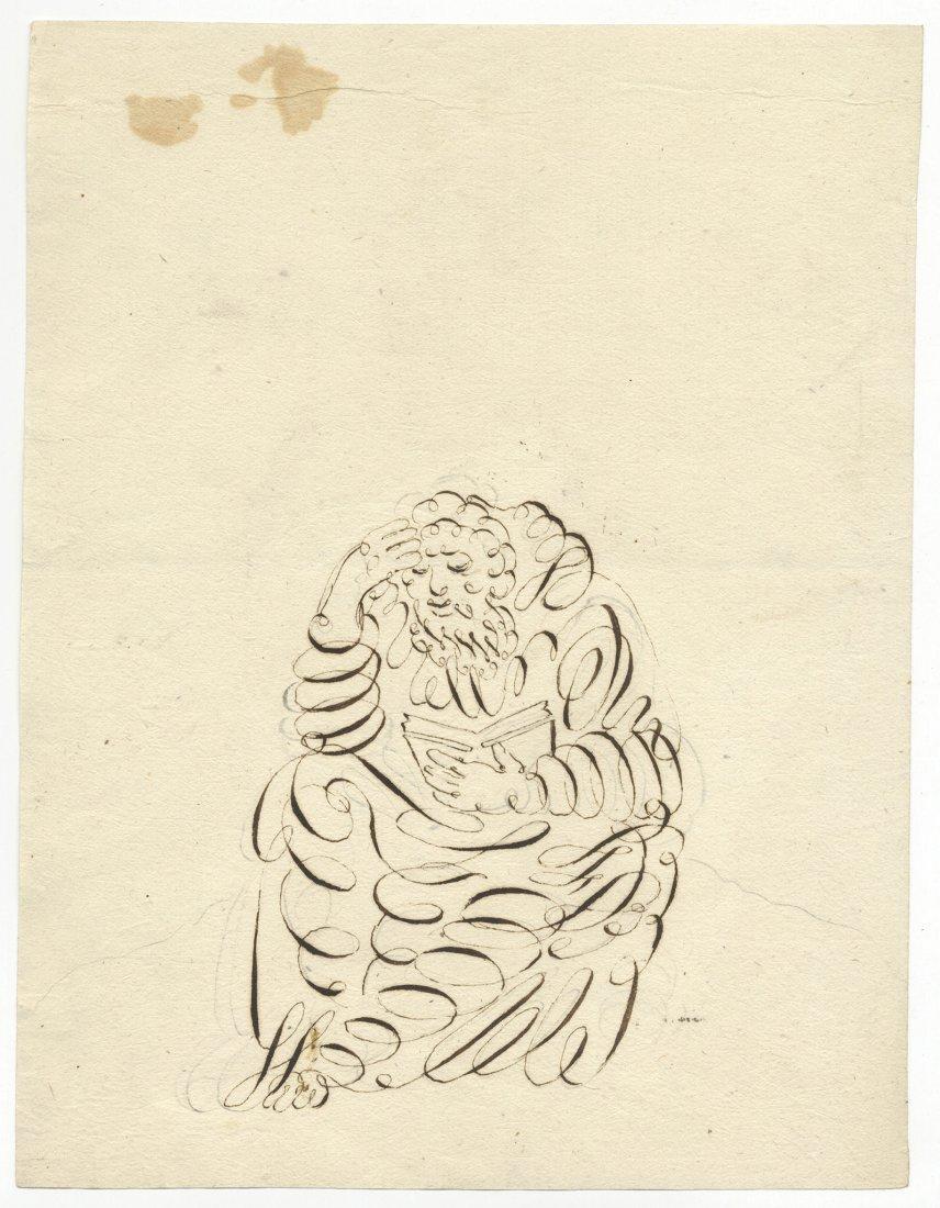 Anonimo fiorentino del XVIII secolo.