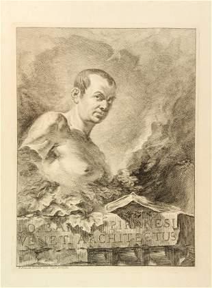 Giovanni Battista Piranesi. Le Antichità Romane