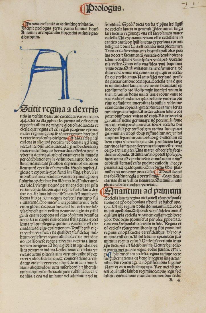 Antonino (santo), 1480