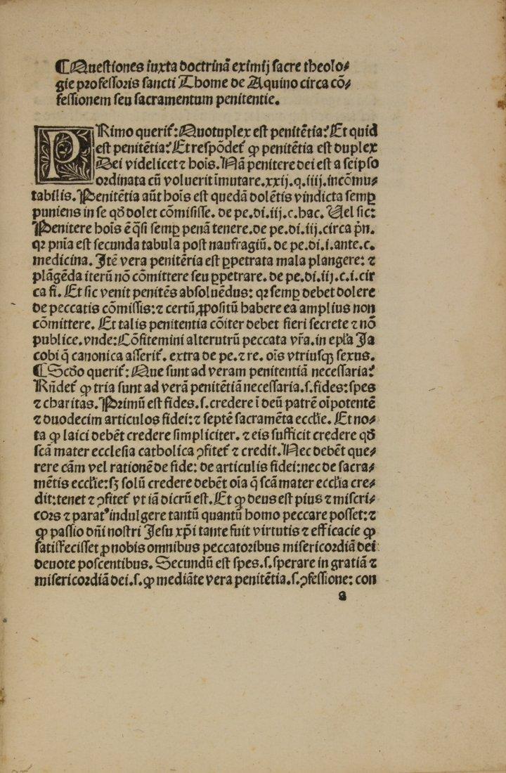 Tommaso d'Aquino (santo), 1490