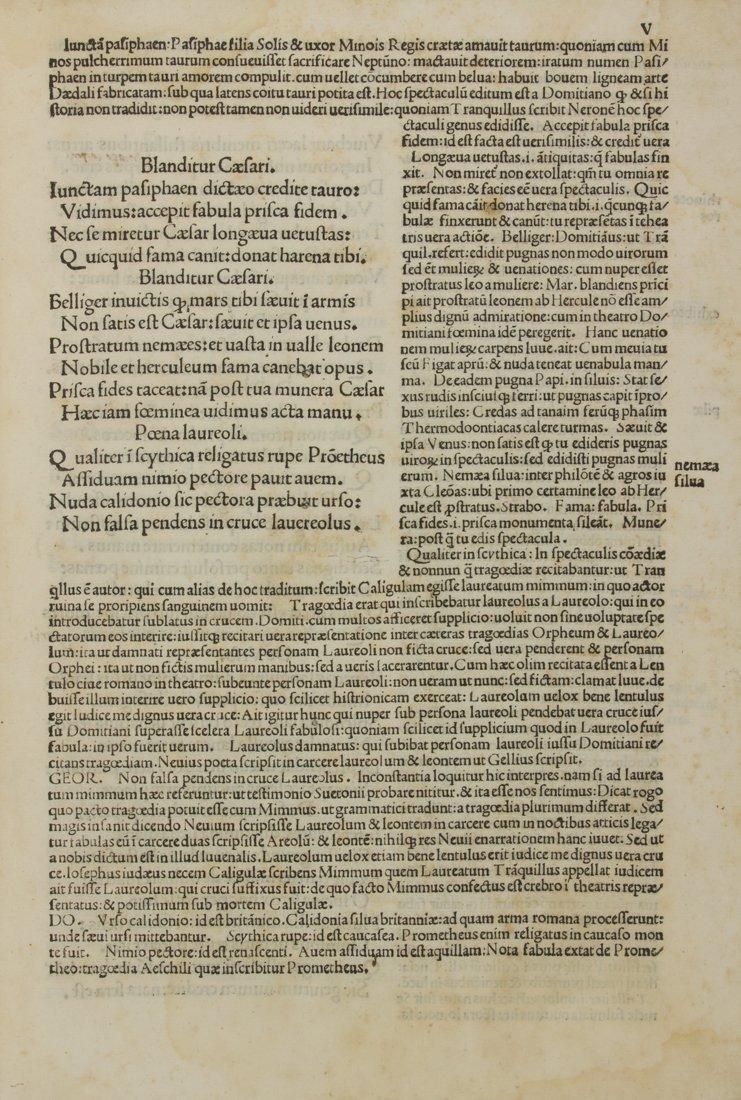 Martialis Marcus Valerio, 1491