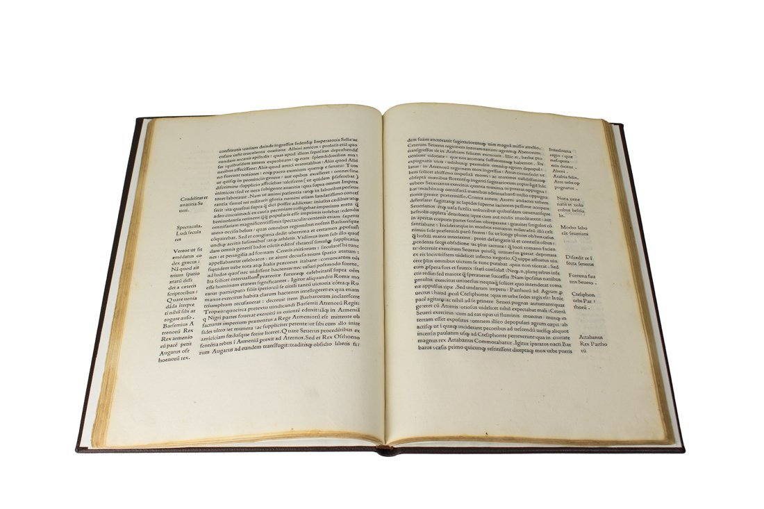 Herodianus Syrus, 1493