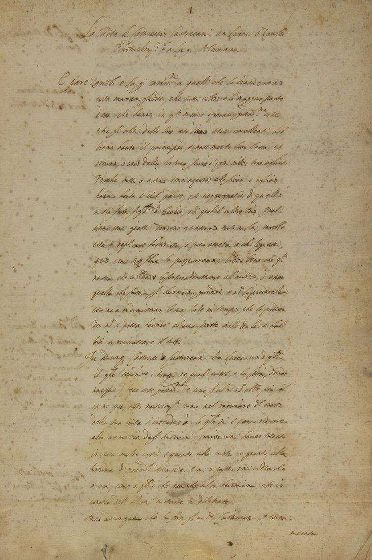 [Machiavelli], Vita di Castruccio Castracani