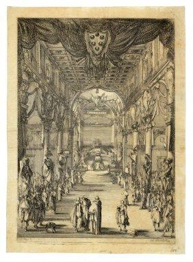 Della Bella, Funerali Di Francesco De' Medici