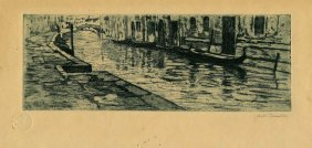 Miti Zanetti, Canale Veneziano