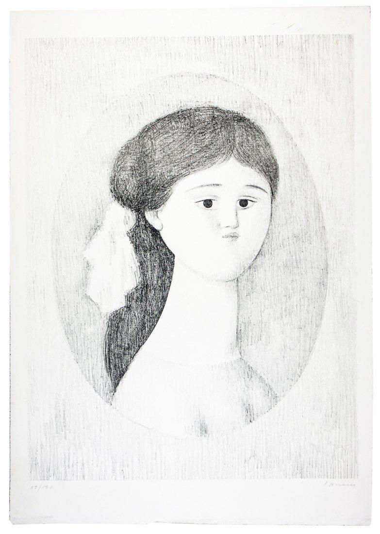 Figura femminile.