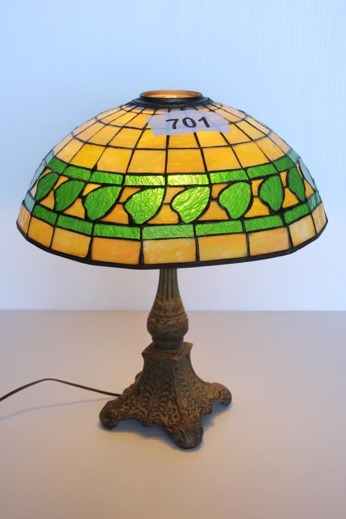 701: Table Lamp- Unmarked