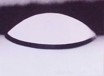 120: Robert Breer Untitled Lithograph, number