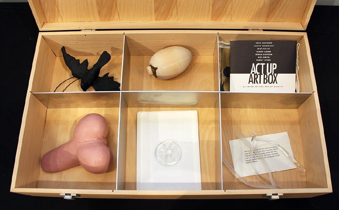 Various Artists ACT UP Art Box, 1994
