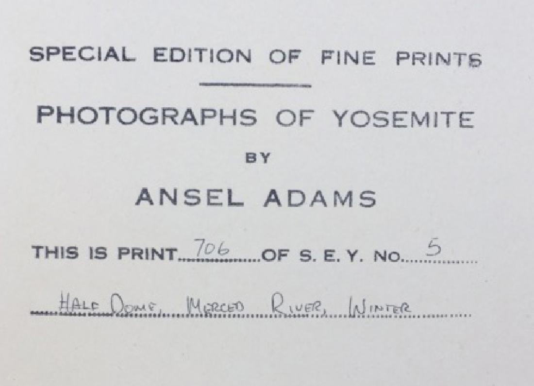 Ansel Adams (1902-1984) - 2