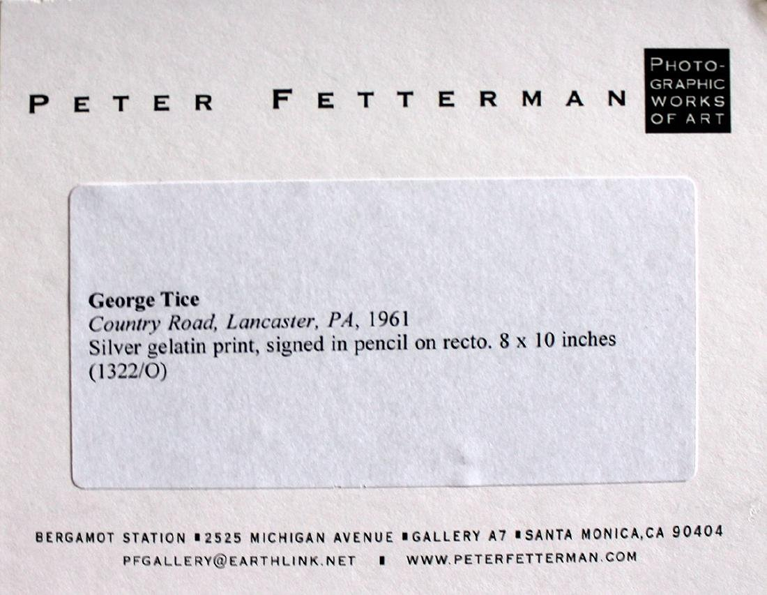 George Tice (born 1938) - 2