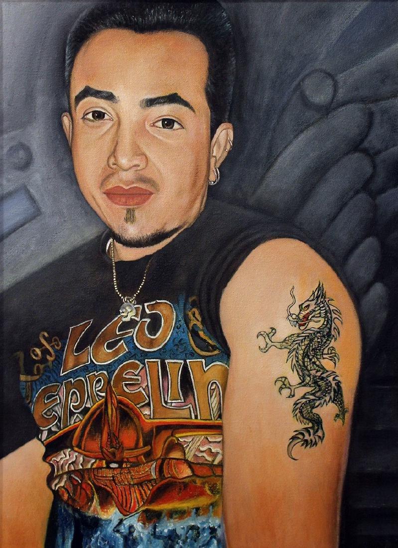 Sergio Vasquez (Born 1939)
