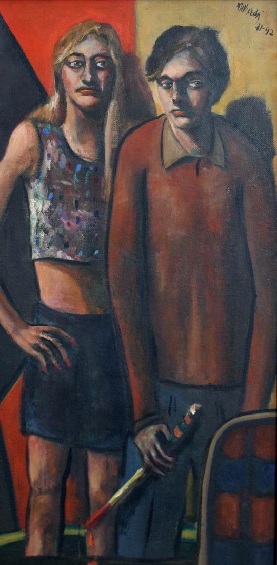 John Mellencamp (Born 1951)