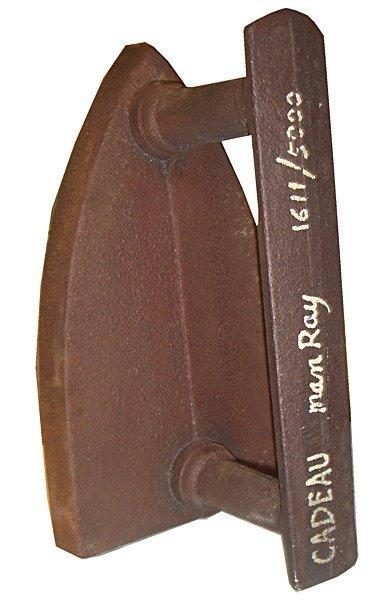 160: Man Ray Cadeau (Iron)