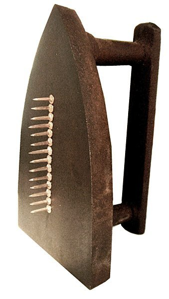 160: Man Ray Cadeau (Iron) - 2