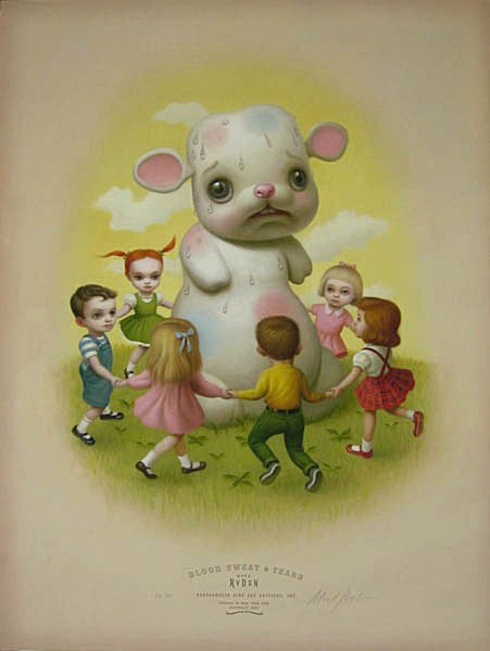 251: Mark Ryden Blood, Sweat, and Tears - 2