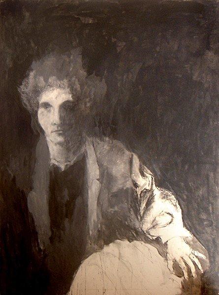 263: George Segal Helen – Left Hand on Hip