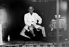 15: Diane Arbus_Three Legged Man, NYC