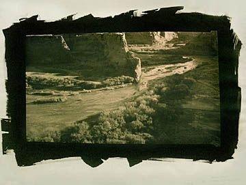 18: Dick Arentz_Tsegi Canyon, Deshelly, AZ