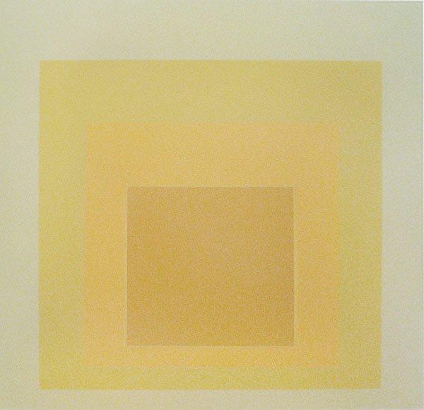 1A: Josef Albers White Line Squares