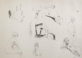 John Altoon Untitled