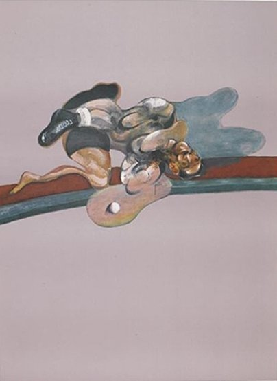 16: Francis Bacon In memory of George Dyer
