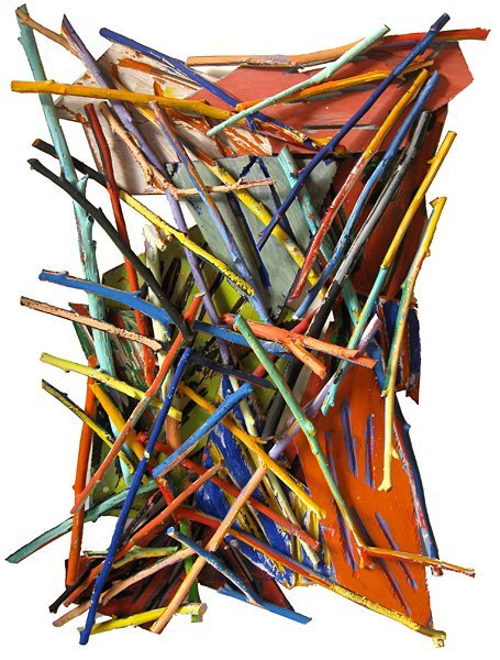 14: Charles Arnoldi Untitled 1987