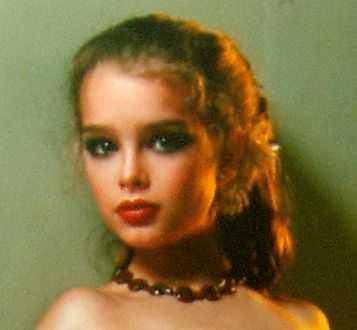 86 Gary Gross Brooke Shields In Pretty Baby