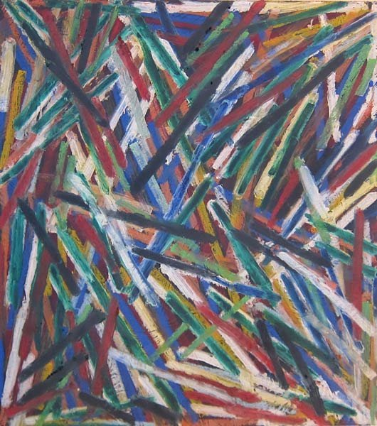 015: Chuck Arnoldi, Untitled, 1980