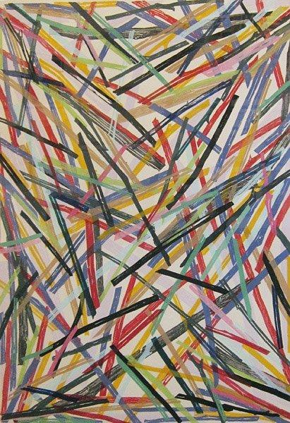 017: Charles Arnoldi, Untitled, 1983