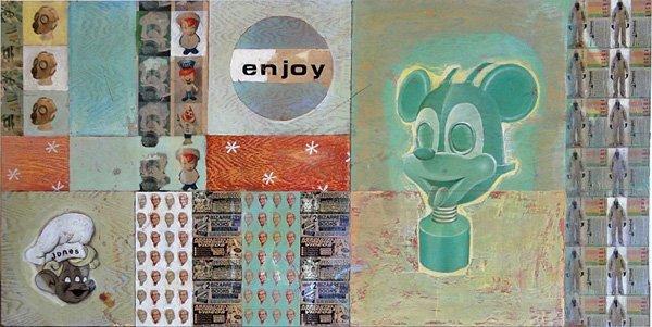 020: Bill Barminski, Enjoy, 2000