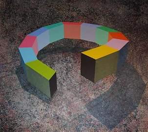 017: Ron Davis, Spiral Up-Lifter, 1987