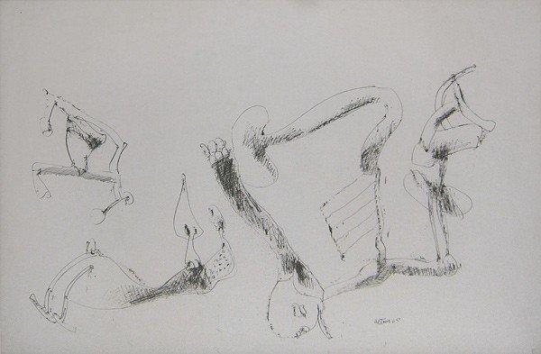 006: John Altoon, Untitled, 1965