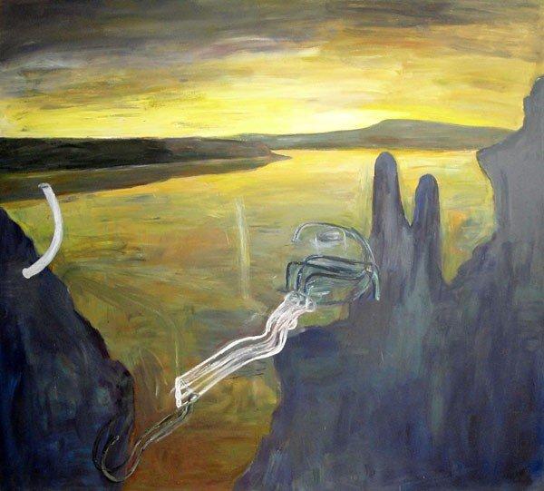 011: Richard Baker, Emission, 1989