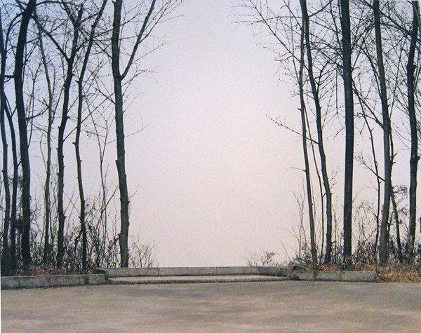 020: Oliver Boberg, Aussichtsplattform, 1999