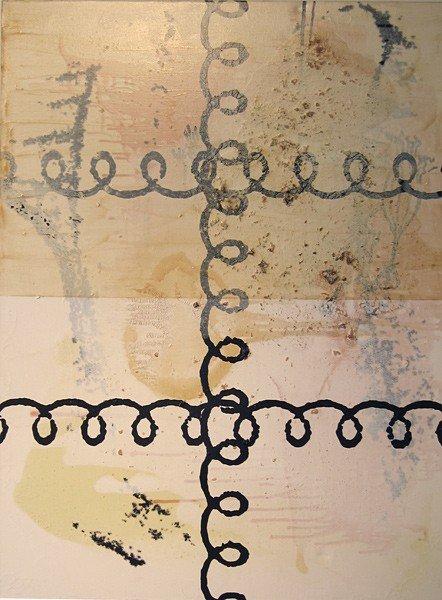 021: Linda Burnham, Triple Twist, 1992