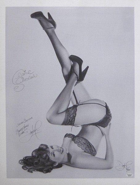 10: Jon Hul, Claire Sinclair, Crazy Horse Diva, 2011