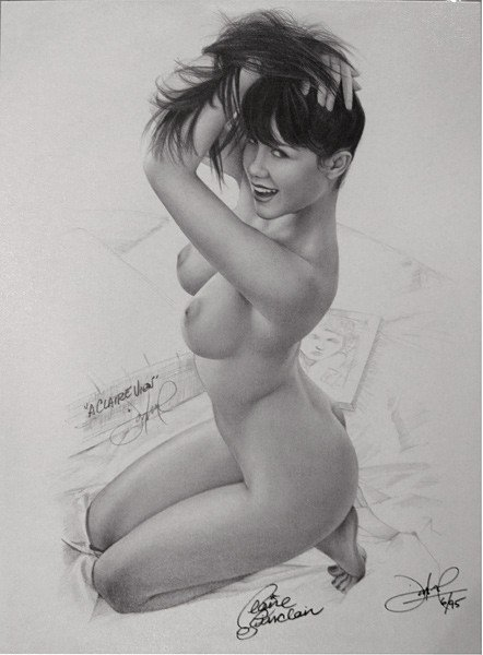 11: Jon Hul, Claire Sinclair, A Claire View, 2011