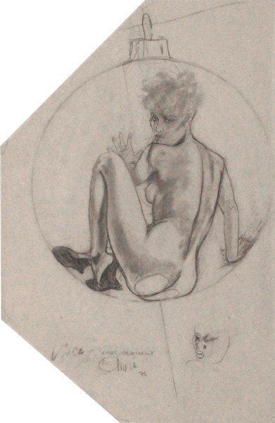 16: Olivia de Berardinis, Vince, Xmas Ornament, 1978