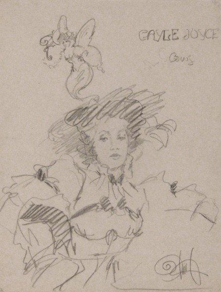 18: Olivia de Berardinis, Gaylee Joyce, c. 1978