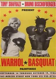 41: Andy Warhol & Jean-Michel Basquiat